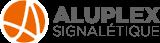 Aluplex Signalétique Logo