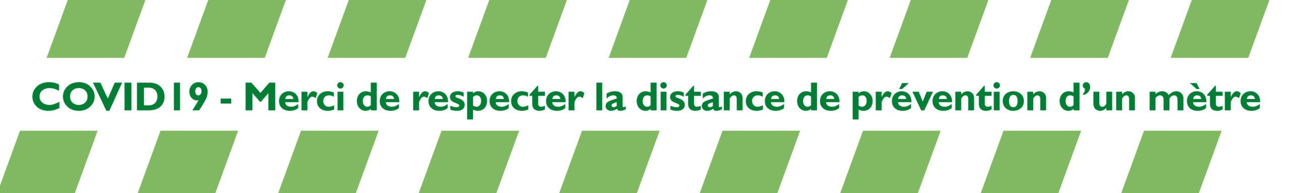 distances de sécurité